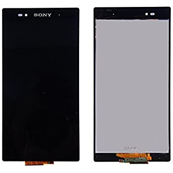 Tylko na zewnątrz Amazon.com: E-League(TM)Grade A+ Sony Xperia Z Ultra XL39h LCD VZ31