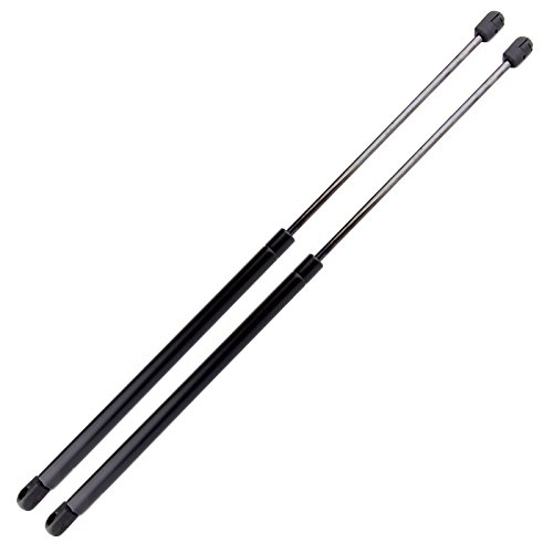 (ECCPP Lift Supports Rear Trunk Struts Gas Springs Shocks for 1998-2010 Volkswagen Beetle(With Spoiler) Compatible with 4351 Strut Set of 2)