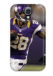 MvSGdAx3459oIQvk Anti-scratch Case Cover ZippyDoritEduard Protective Adrian Peterson Football Case For Galaxy S4