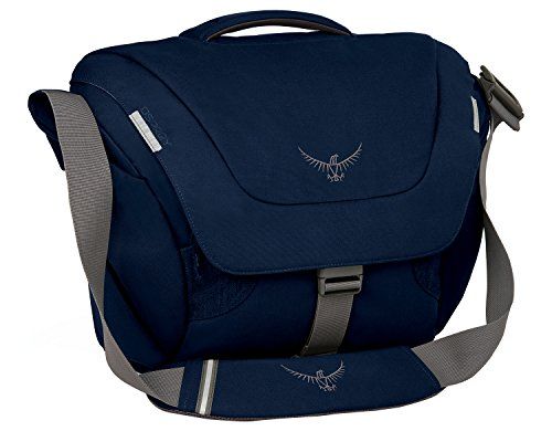 Osprey Men's FlapJack Courier Day Pack, Twilight Blue