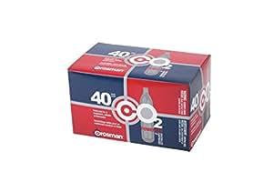 Crosman 12 Gram CO2 (40 Cartridges)