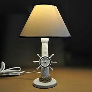Kreative Lampe/Kinderzimmer Anker das Ruder dekoratives Licht/Tabelle-B
