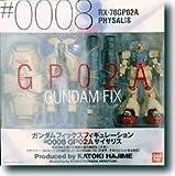 GUNDAM FIX FIGURATION # 0008 RX-78 GP02A サイサリス