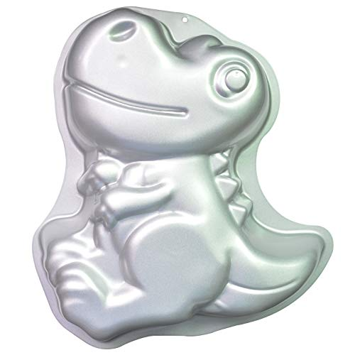GXHUANG 12-INCH Dinosaur Cakes Pan Aluminum Alloy Cake Baking Mold (Dinosaur)