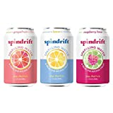 Spindrift Sparkling Water 30 Count, 360 fl. Oz.