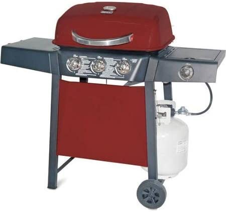 best price on 3 burner gas grill