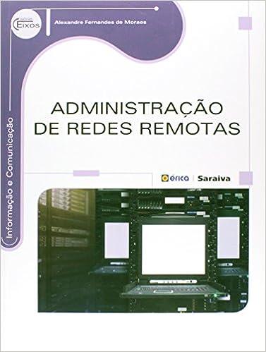 Book Administração de Redes Remotas (Em Portuguese do Brasil)
