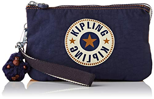 Kipling Creativity Xl, Women's Purse, Blue (Active Bl)