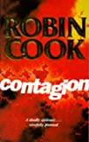 Front cover for the book Contagion by Robin Cook