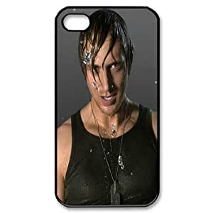 Boutiqueshop popular singer iPhone 4/4S case Custom David Guetta Iphone 4/4S Case with Plastic Hard Case iphone4S-BU12056