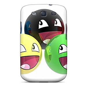 lintao diy Shock-dirt Proof The Awesome Olympics Case Cover For Galaxy S3