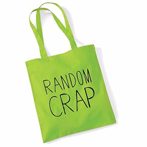 Shopper Women For Slogan 100 Print Tote Bag Random Cotton Natural Shoulder Canvas Crap Bags EHF5wq