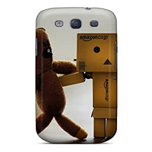 Elaney Case Cover For Galaxy S3 Ultra Slim QeN1532IOiT Case Cover by lolosakes