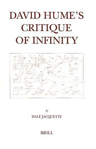 David Hume's Critique of Infinity (Brill's Studies in Intellectual History) pdf