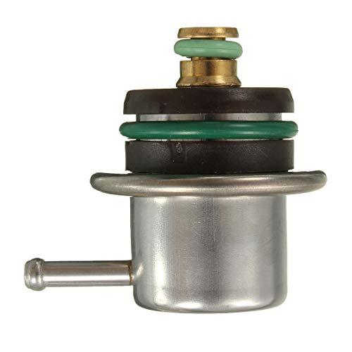 Jonathan-Shop - New Front 4 Bar Fuel Pressure Regulator for Audi A4 A6 for VW Golf Jetta Passat 078133534C 0280160575 ()