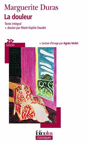 Douleur (Folio Plus Classique) (French Edition)