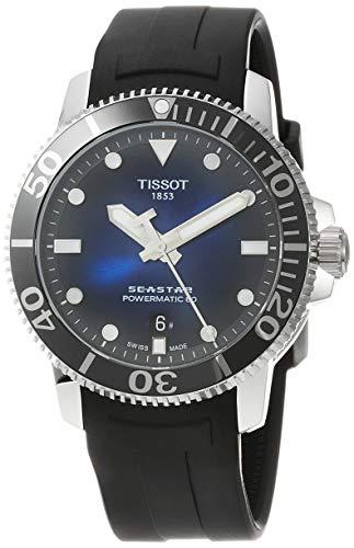 Tissot Men's Seastar 1000 Powermatic 80 - T1204071704100 Black One...