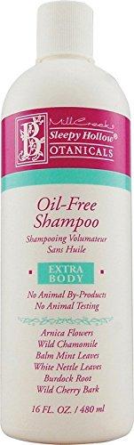 Mill Creek Sleepy Hollow Oil-Free Extra-Body Shampoo - 16 Ounce by Mill Creek