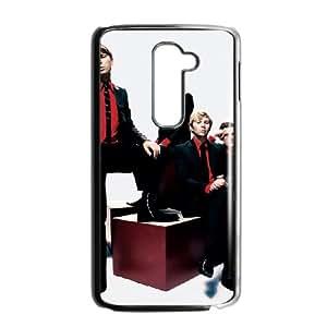 LG G2 Cell Phone Case Covers Black Franz FerdinandO6765484