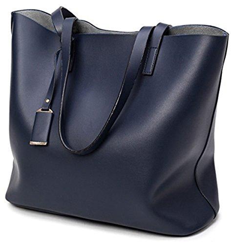 Purses Blue Tote Satchel Bag Women Designer Bag Ladies Top Handle Handbags Shoulder wzxPpxZ0gB