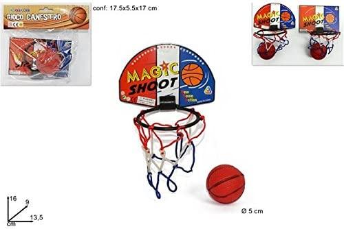 DUESSE De Licor de conf. 12 Mini Juegos Baloncesto de Corriente de ...