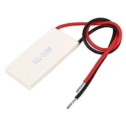 DealMux TEC1-06308 6V 8A termoeléctricos módulo refrigerador refrigerar Placa Peltier