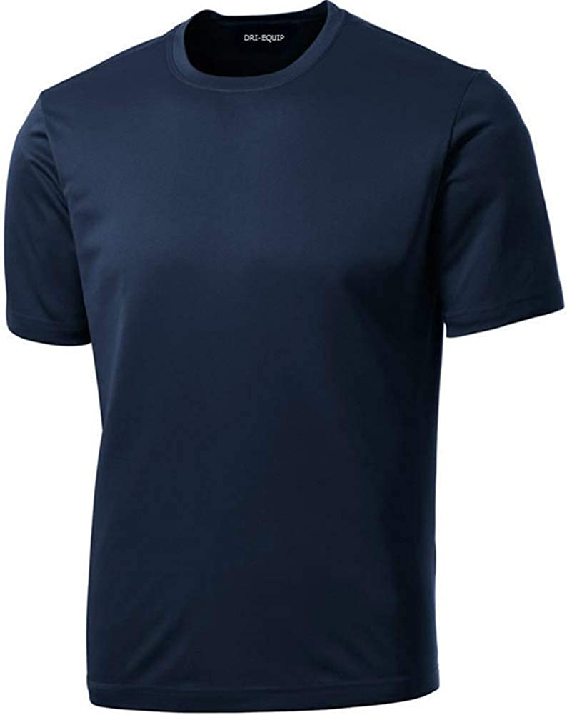 Dri-Equip Youth Athletic All Sport Training Tee Shirts in 25 Colors