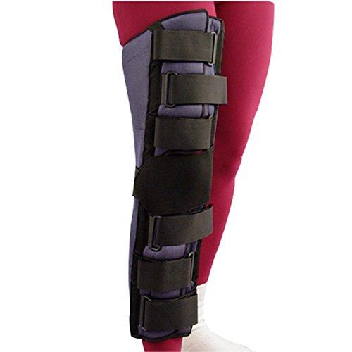 Bird & Cronin 08142492 Comfor Knee Immobilizer with Patella Strap, Small, 24