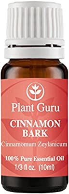Cinnamon Bark Essential Oil. 100% Pure, Undiluted, Therapeutic Grade.