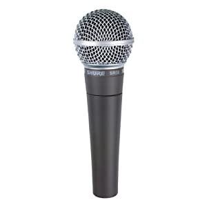Shure Vocal Dynamic Microphone