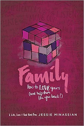 Family by Jessica Minassian | book spotlight