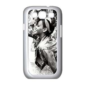 C-EUR Phone Case Rihanna Hard Back Case Cover For Samsung Galaxy S3 I9300