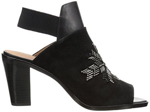 Donald J Pliner Mujeres Khloesp Dress Sandal Black Suede