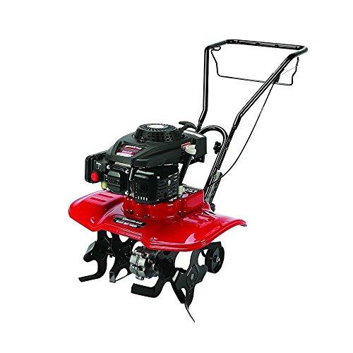 (Yard Machines 21A-24MB700 Garden Tiller, Red)