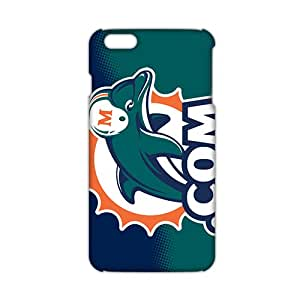 Wish-Store Miami Dolphins (3D)Phone Case for iPhone 6plus