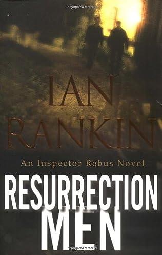 book cover of Resurrection Men