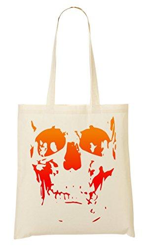 Shape Skull Fourre Sac provisions Summertime Simple Sac Color à Hippie tout qpISawIOr