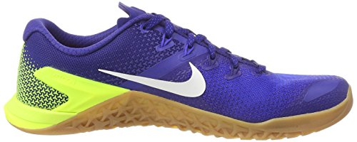 NIKE Men's 4 Shoe Blue Metcon Training rrxqpwCaH