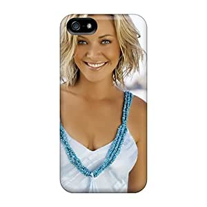 [dnHbQGh7512NTPod] - New Kristanna Loken Blond Shirt Smile Beach Protective Iphone 5/5s Classic Hardshell Case
