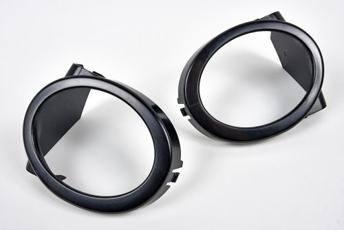 BMW M3 E46 2000-2006 Front Bumper Fog Light Ring Covers Left+Right ORIGINAL OEM (Right Front Cover)