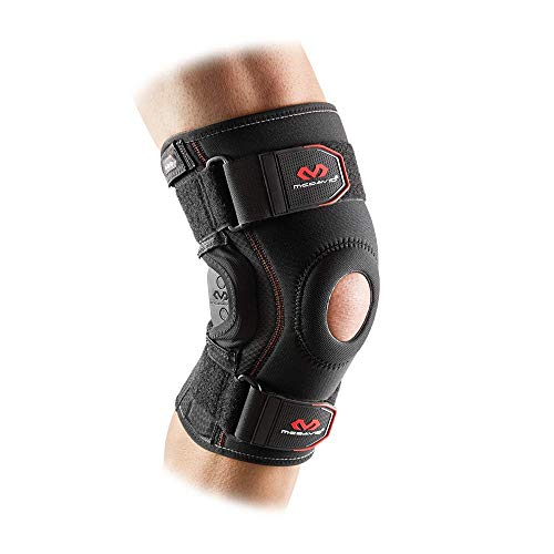 McDavid 429 Ps Ii Hinged Knee Stabilizer (Black, XX-Large)