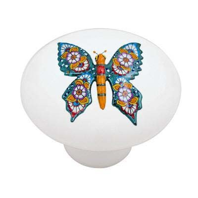mexican ceramic knobs - 3