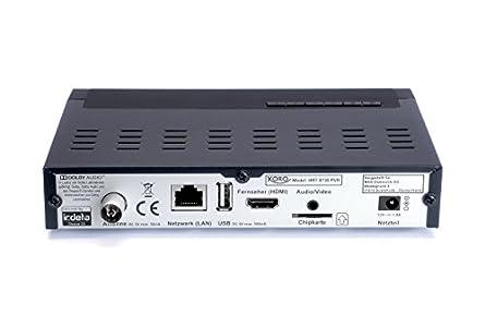 Xoro HRT 8730 KIT Full HD HEVC DVB-T/T2 Receiver : Urteil ...