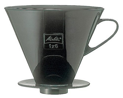 Melitta coffee filters [6-12] major cups with a spoon SF-PP 1 x 6 (japan (Best Sf Spoons)