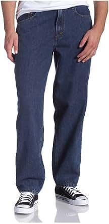 Levi's Men's 560 Comfort Fit Denim Jeans, Dark Stonewash, 32x38