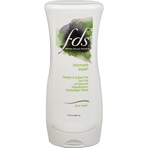Fds Soothing Aloe Wash, 13 Ounce, For All-Day Freshness