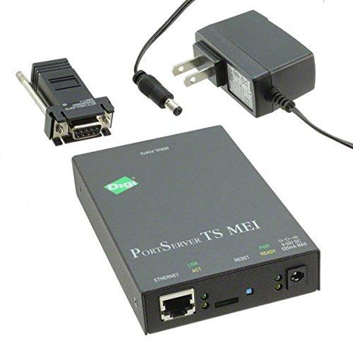 Digi International 70001806 2-Port 230Kbps Device Server by Digi