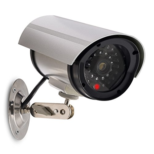 kwmobile-camera-dummy-realistic-dummy-surveillance-camera-with-led-light-and-cable-simulation-batter