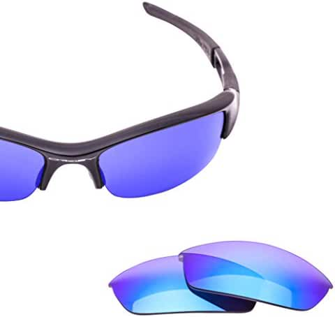 LenzFlip Lenses for Oakley FLAK JACKET - Polarized- Multiple Colors