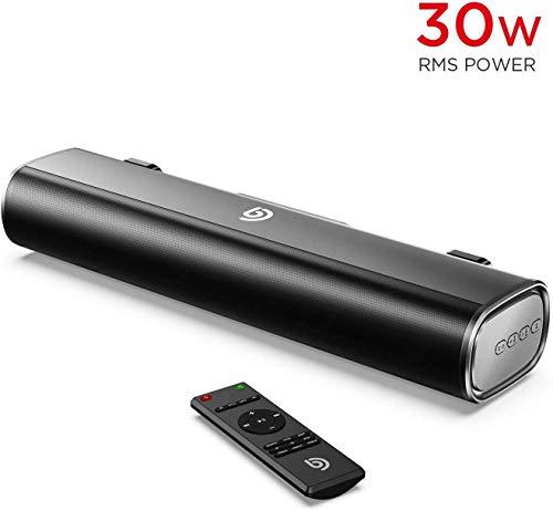 50w de potencia MEJORES Altavoces Bluetooth PORTÁTILES